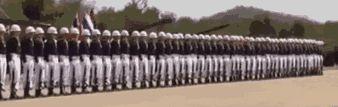 This Thai wave. | 19 Mind Bending Illusions That Won't Make Sense The First Time