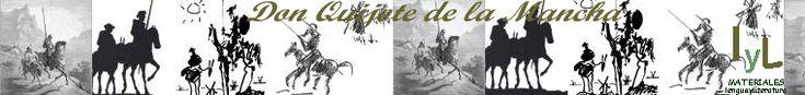 Don Quijote de la Mancha - Info y actividades