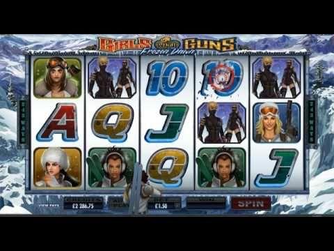 Girls with Guns Frozen Dawn - Euro Palace Casino