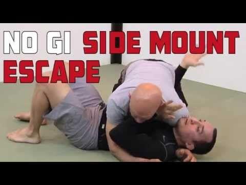 Best No Gi Sidemount Escape vs Bigger Grapplers | The Jiu-Jitsu Times