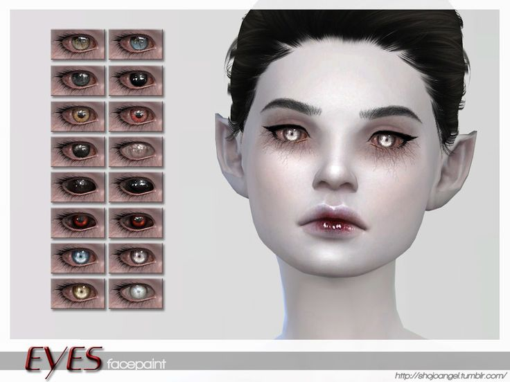 Hi^^  Found in TSR Category 'Sims 4 Eye Colors'.