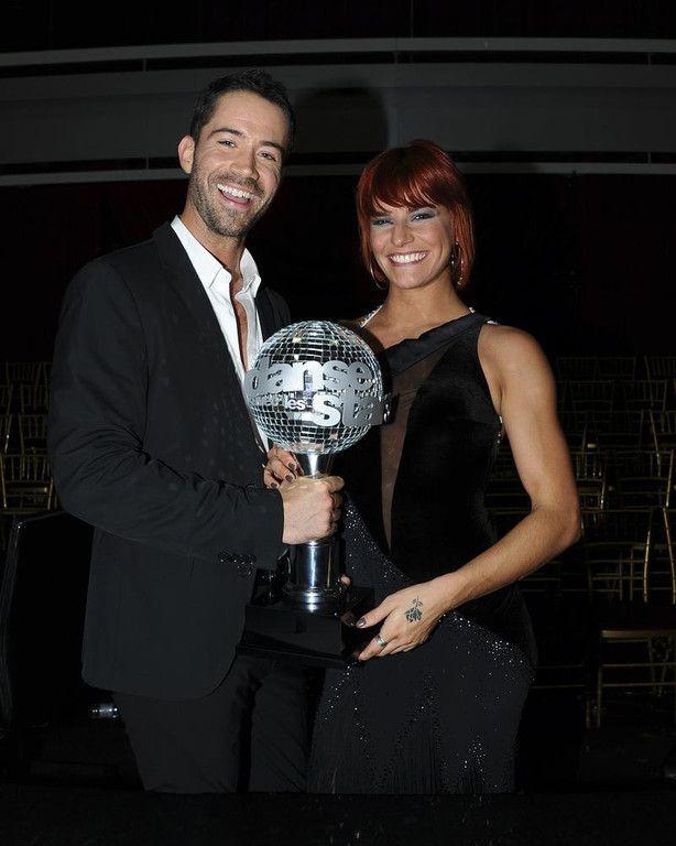 Emmanuel Moire et Fauve Hautot, grands gagnants de Danse avec les stars 3-