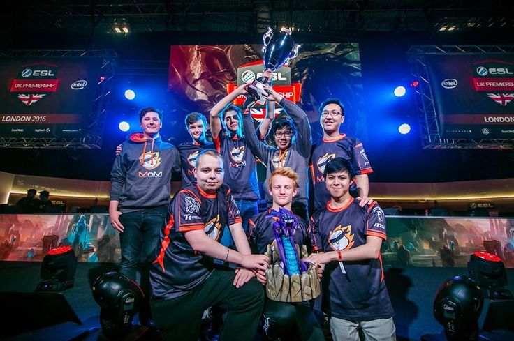 Congrats to #TteSPORTS #MnMGaming for winning the #ESLUK #LeagueOfLegends which secures their qualification to the Challenger Series!