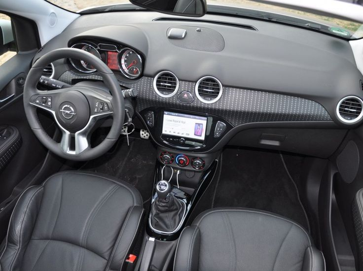 24 best images about opel interieur on pinterest for Opel adam s interieur