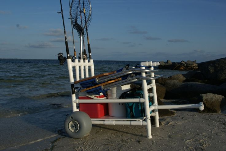 25 unique fishing cart ideas on pinterest beach fishing for Surf fishing cart