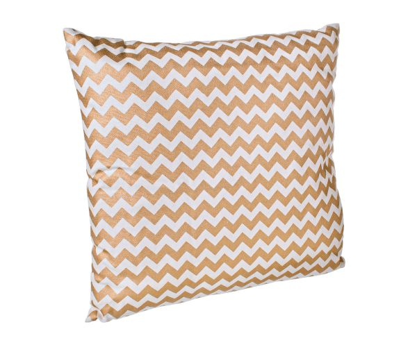 coussin bright dor et blanc 40 40 22 product cute. Black Bedroom Furniture Sets. Home Design Ideas