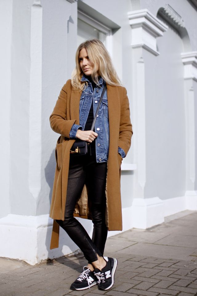 How To Wear Sneakers Like A Fashion Editor | Life With Me by Marianna Hewitt | Bloglovin'