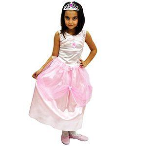 Barbie kız çocuk kostümü 7-8 yaş, kız çocuk doğum günü kıyafetleri