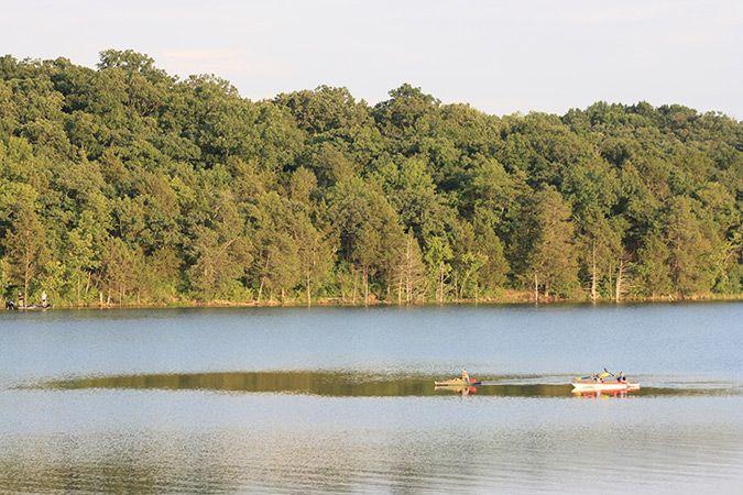 Binder Lake Park Park Trails Lake Park Jefferson City