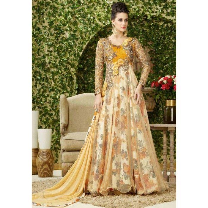 Alluring Designer Salwar Kameez