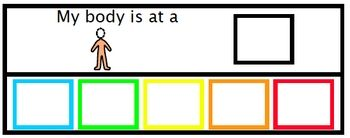 """Body regulation board for special education/autism. Loosely based on """"How Does Your Engine Run"""". Repinned by SOS Inc. Resources @sostherapy."""