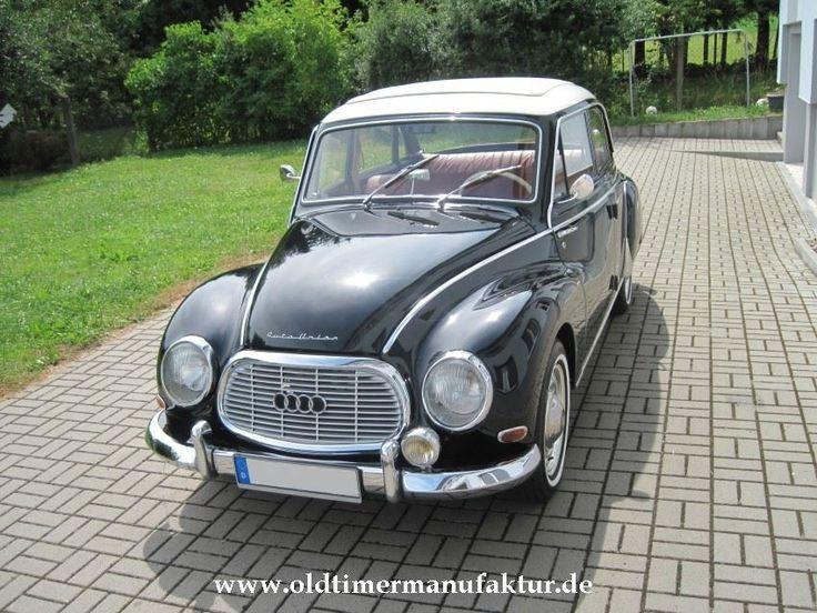 DKW 1000S, Baujahr 1960 – DIE OLDTIMERMANUFAKTUR   – Auto Design Ideen