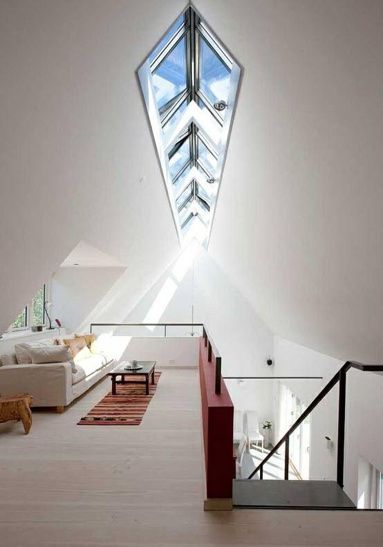 Roof light   Iluminação - Zenital