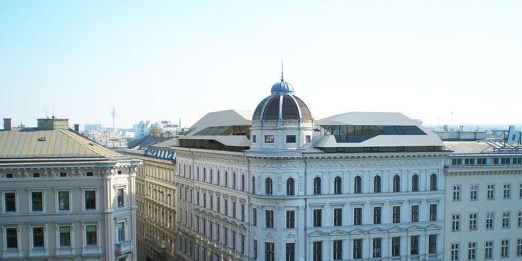 Construire sur le toit des bâtiments existants : 10 exemples à travers le monde