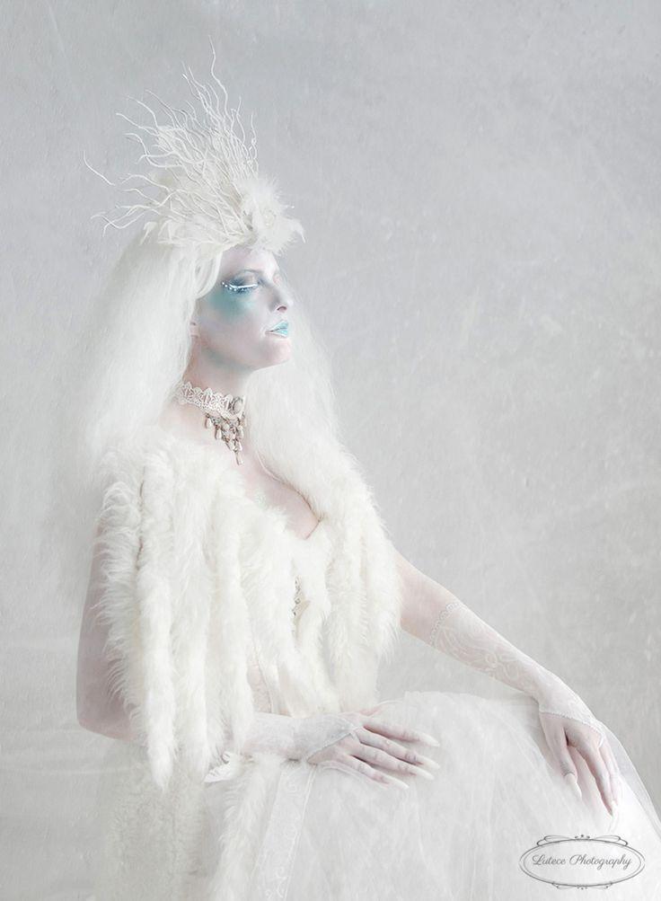 Snow Queen http://www.lutecephotography.co.nz/site/#/home/ http://www.lutecephotography.co.nz/site/#/home/