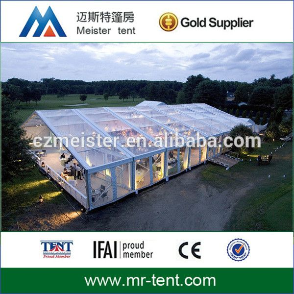 Source Outdoor clear roof wedding tent marquee for sale on m.alibaba.com