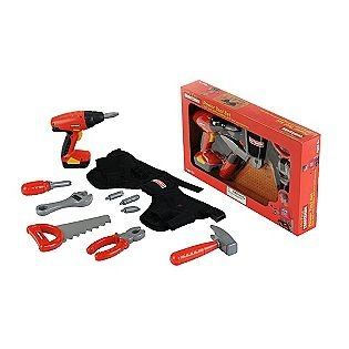 My First Craftsman -Power Tool Set w/ Cordless Drill, Accessories $17.99  Sears & KMart