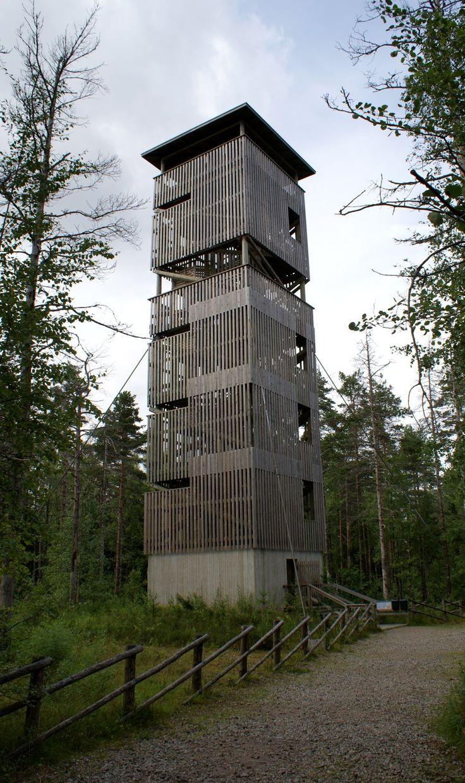 Lauhanvuori - Näkötorni