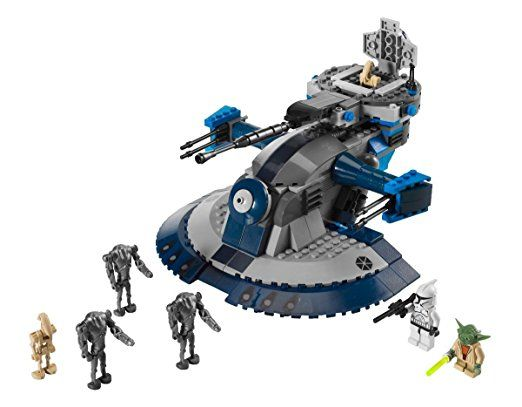 Amazon.com: LEGO Star Wars Armored Assault Tank (AAT) (8018): Toys & Games