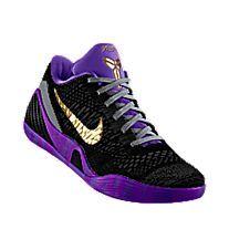 NIKEiD. Custom Kobe 9 Elite Low iD Basketball Shoe