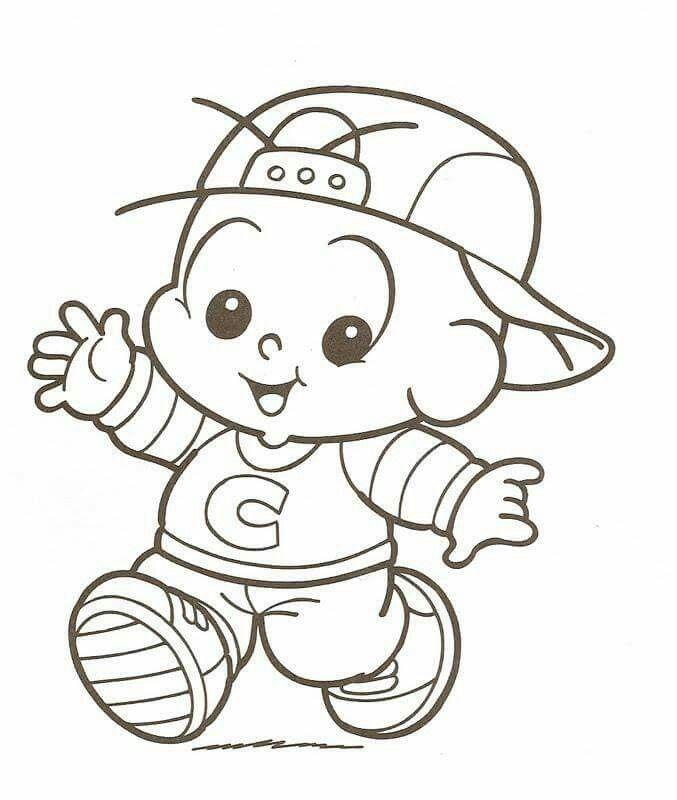Pin De Lulu Abe Em Personagem Desenho Da Monica Turma Da Monica