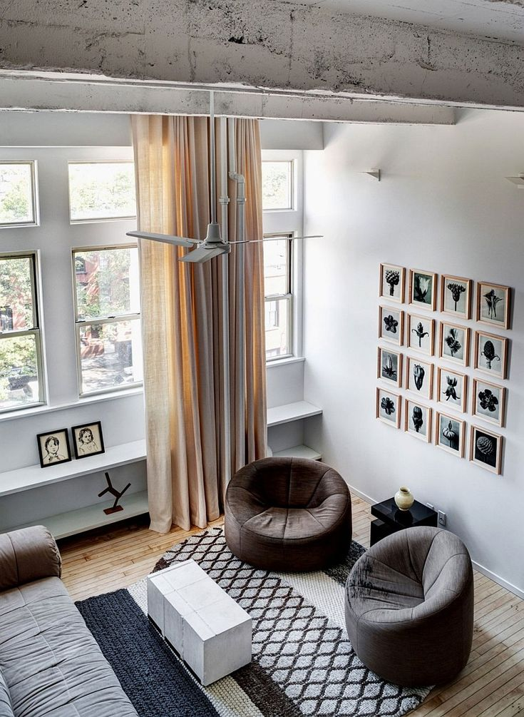Chic brooklyn apartment by chris cooper and jennifer - Brooklyn apartment interior design ...