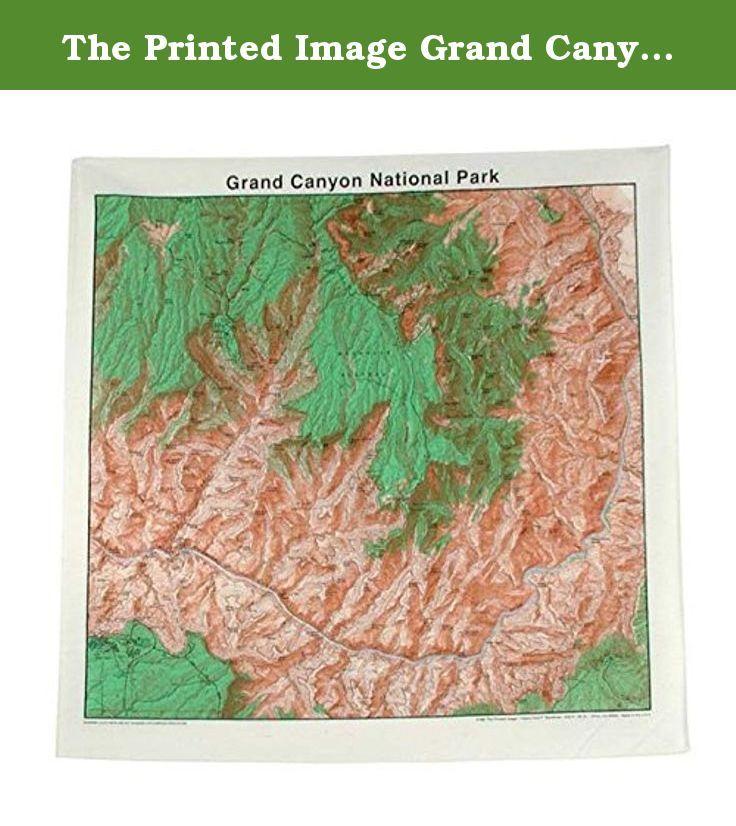 The Printed Image Grand Canyon Nat Park