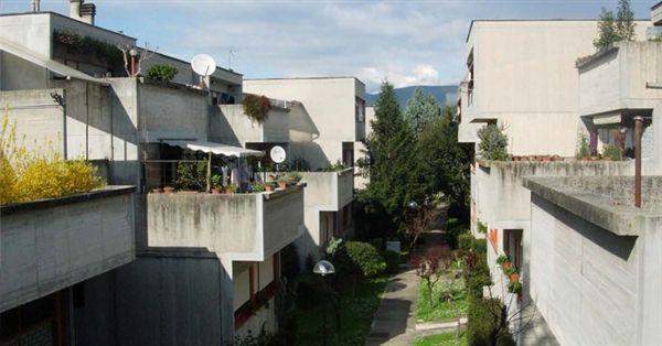 Villaggio Matteotti a Terni_De carlo
