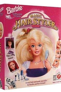 "Barbie Magic Hair Styler | 21 Computer Games That Will Make Every '90s Girl Say, ""Holy Fuck, I Loved Playing That"""