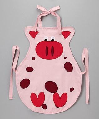 Pig apron!
