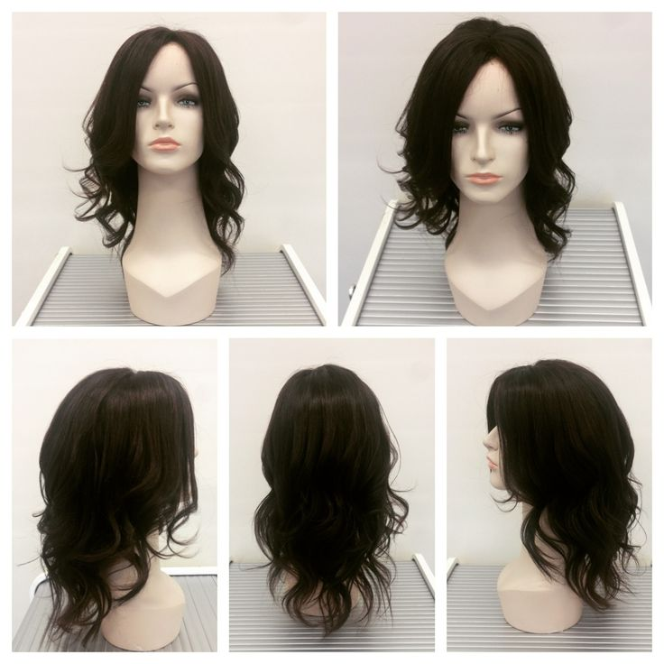 Lace front human hair wigs are comfortable and incredibly natural for every day use. These are available in curly, wavy, straight textures, multiple lengths and different colors.    #humanhairlacefrontwig #lacefrontwigsvancouver #naturalwigs #humanhairwigs #humanhairwigsvancouver #pacifichairwigsvancouver #hairlossvancouver #hairextensionsvancouver #wigsvancouver