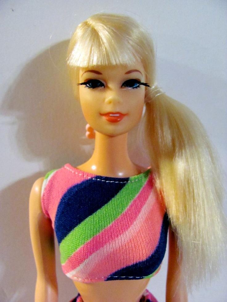 1652 Best Images About Barbie Mod Dolls On Pinterest