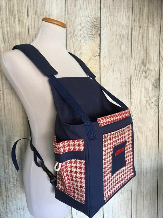 Dog Carrier Red White And Blue Bag Pet Carrier Etsy