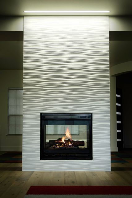 Best Amazing Fireplace Tile Ideas For Your Living Room