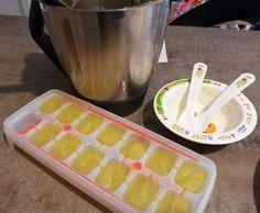 Recette Purée courgette 5/6mois par eloiris - recette de la catégorie Alimentation pour nourrissons