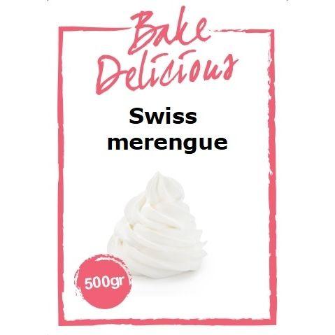 Bake Delicious Mix voor Swiss Merengue