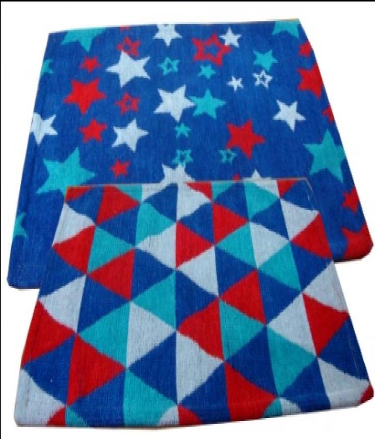 Elysia Kid's Room Mat  Blue Kids Room Mat  Offer Price Rs.775/-