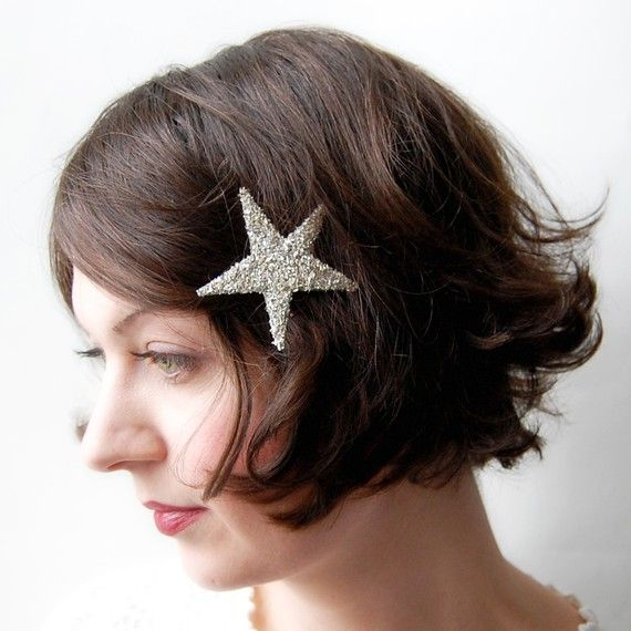 Star hair pin!!!!