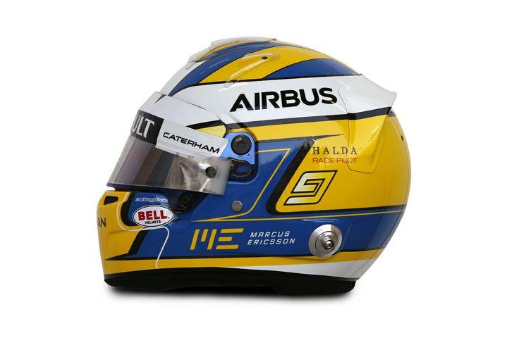 Marcus Ericsson - 2014