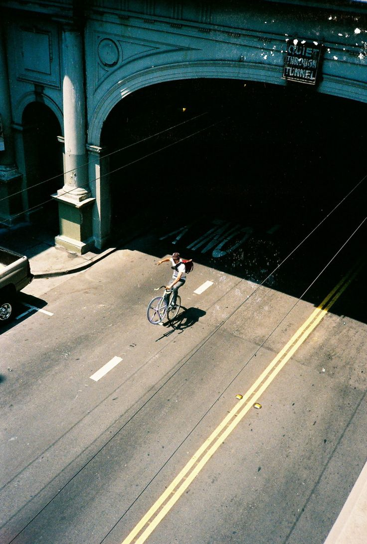 Out of the Tunnel | #SanFrancisco.