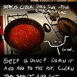 2 a.m. Chili Recipe! (Anyone know what happened to this guy and his awesome recipes?)56 points