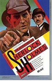 i>The Casebook of Sherlock Holmes (1985), per la Mobil Showcase.