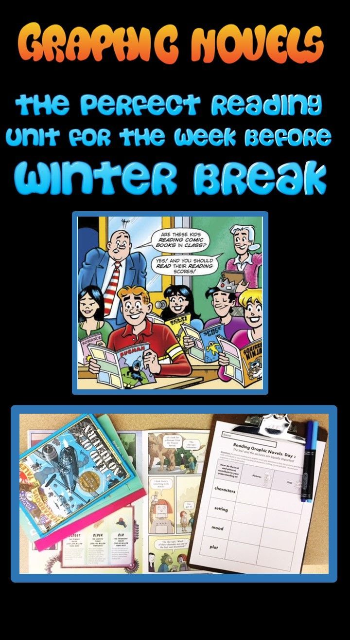 How To Read Graphic Novels Reading Workshop Mini Unit Reading Unit Reading Workshop Graphic Novel [ 1315 x 720 Pixel ]