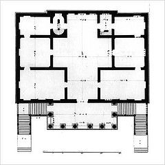 Villa foscari la malcontenta architecture design for Palladian house plans