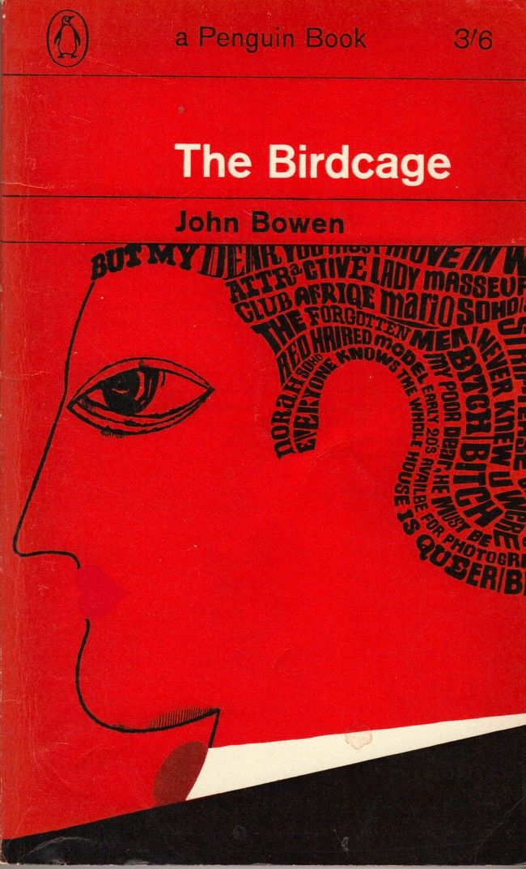 The Birdcage - cover by Alan Aldridge