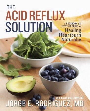 I just have to say--if anyone out there suffers from chronic heartburn like I did, you should definitely read The Acid Reflux Solution by Dr. Jorge E. Rodriguez with Susan Wyler, MPH, RD--it's helped me immensely!