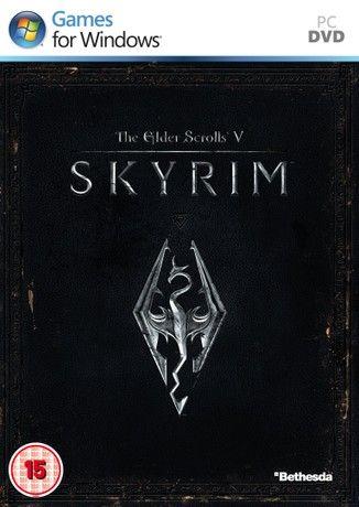 The Elder Scrolls V: Skyrim (PC DVD)