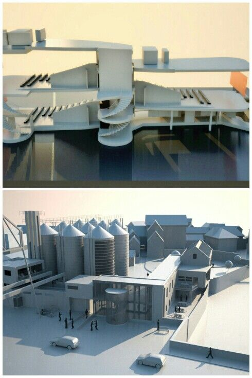 3D Modelling - Russen & Turner Design have an enviable reputation for sensitive and thoughtful design. This is further enhanced by their ability to translate project proposals into a three-dimensional proposition. These high-quality still images and animations are suitable for numerous applications such as supporting statutory applications and for future marketing and sales purposes.