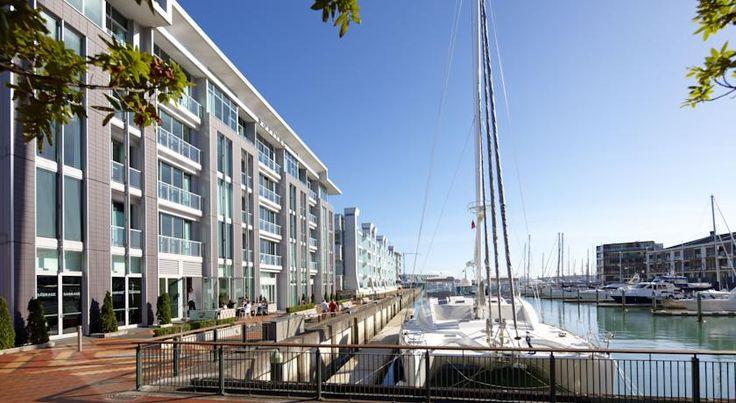 HOTEL|ニュージーランド・オークランドのホテル>オークランドスカイタワーから5分>ソフィテル オークランド ヴァイアダクト ハーバー(Sofitel Auckland Viaduct Harbour)
