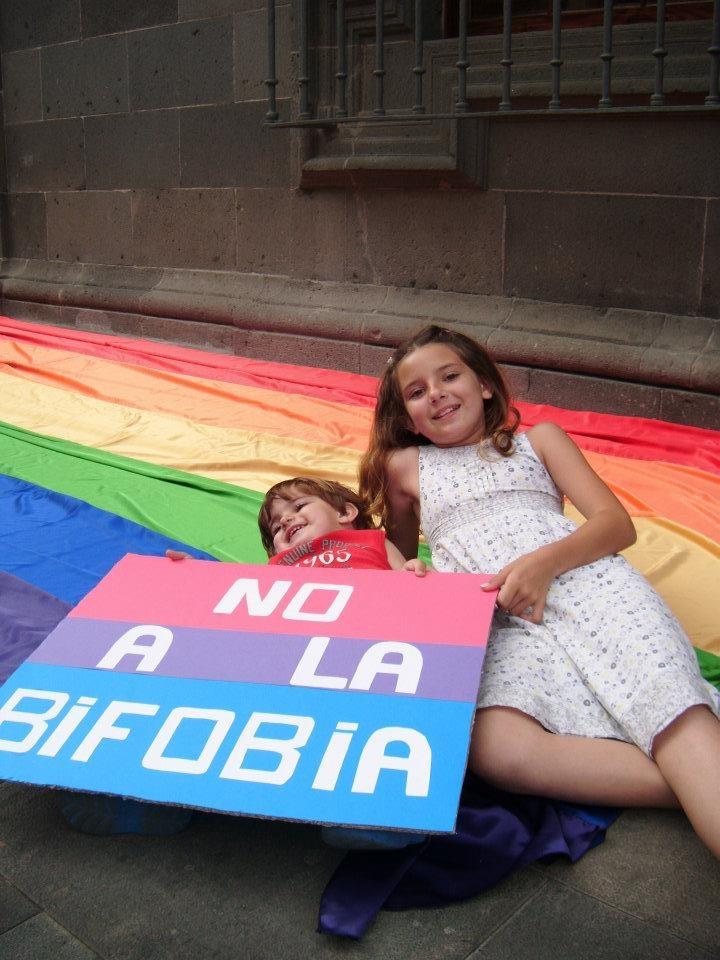 Día contra la homofobia, transfobia y BIFOBIA